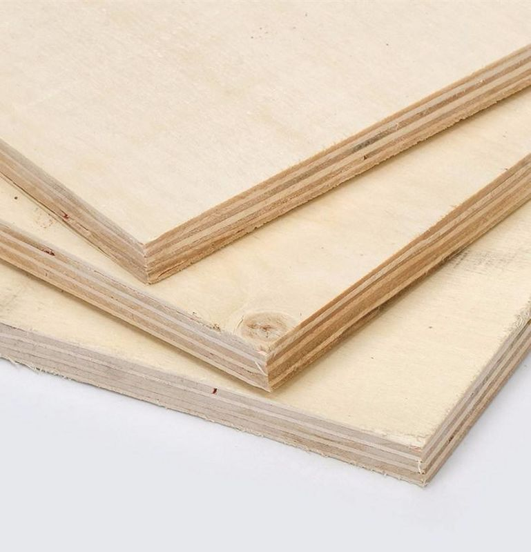 Furniture Decor Plywood Ceiling Panels , 3mm Plywood Sheets 8x4 Easily Work