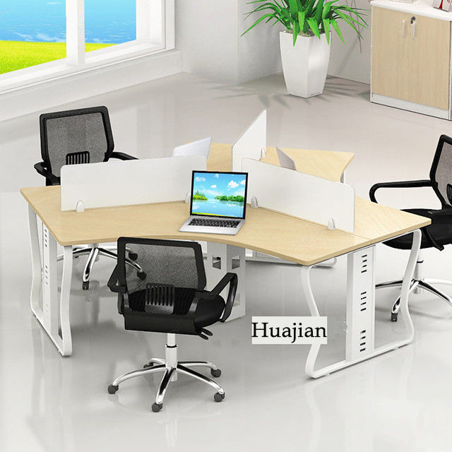 Fancy classic simple style furniture particle board table wooden office desk